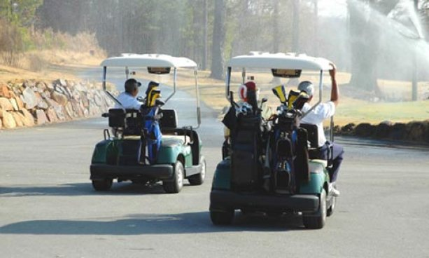 Medical Payments for Accidents on Golf Cart