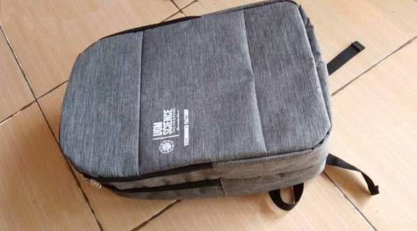 tas ransel untuk seminar