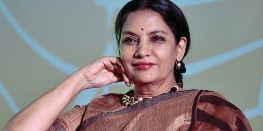 Shabana reads Kaifi Azmi's work at poetry festival in Bengaluru