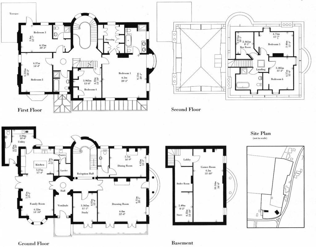 New House Plans Uk