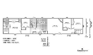 Beautiful 1998 Fleetwood Mobile Home Floor Plans  New