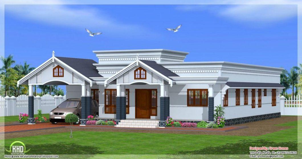 Kerala Home Plan Single Floor Best Of 4 Bedroom House Plans Design Ideas
