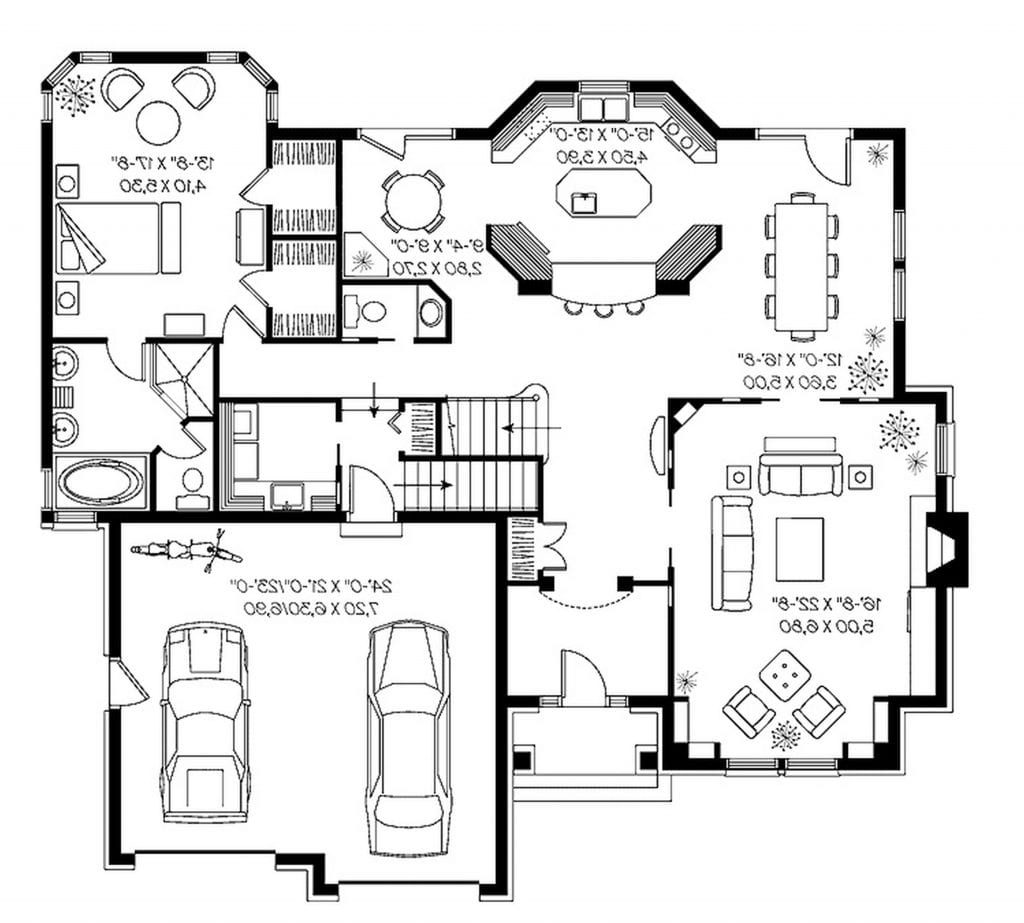 Modern House Designs And Floor Plans Free Unique Pleasing