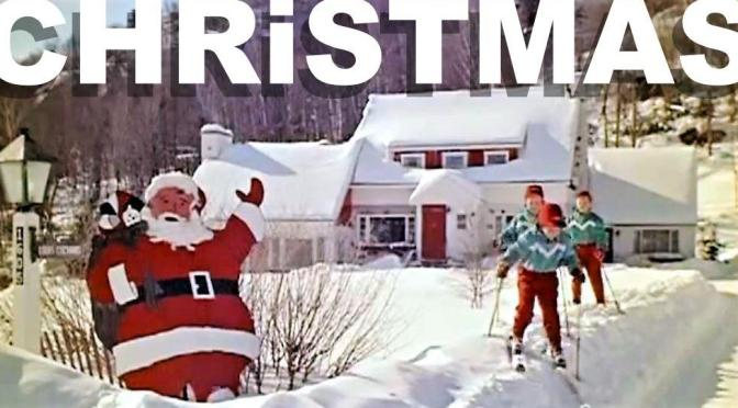 MERRY CHRiSTMAS from A to Z & the Xmas checklist