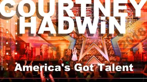 Courtney Hadwin 13 year old golden buzzer glitter winning performance America's Got Talent 2018