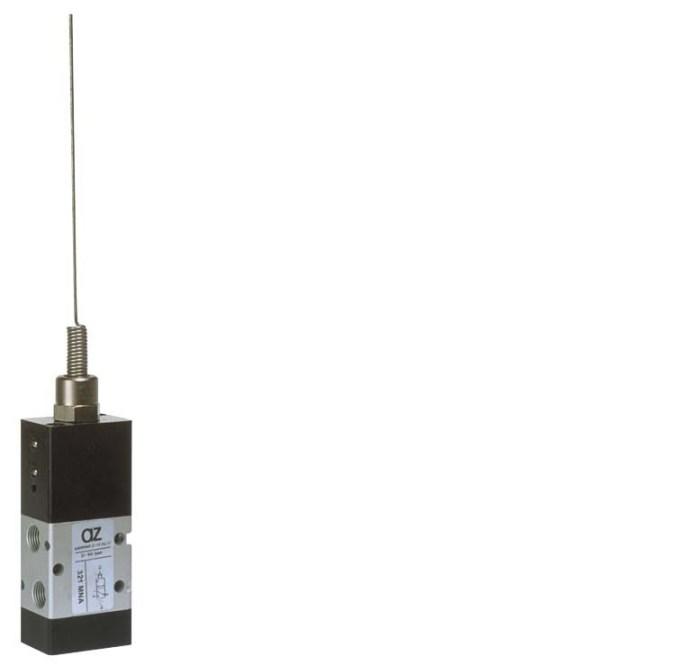 """3/2 1/8 """"NA servo-antenna, spring return"""