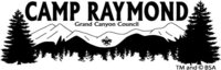 Camp Raymond Left Chest
