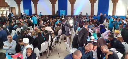 """""""100 يوم 100 مدينة"""". سكان مدينة ازمور يستعرضون مشاكلهم ويطلبون بترافع قادة الأحرار"""