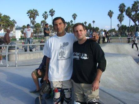 Jesse Martinez and Zuke