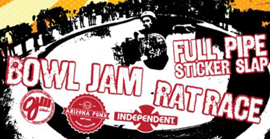 Slap Slash and Slam @ Goodyear May 10