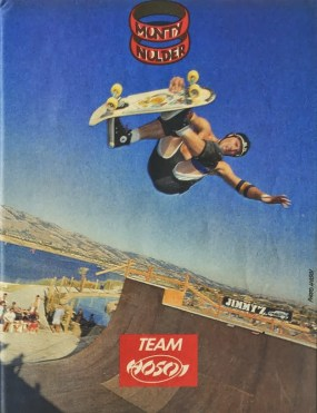 Nolder soars at raging waters photo: Hosoi