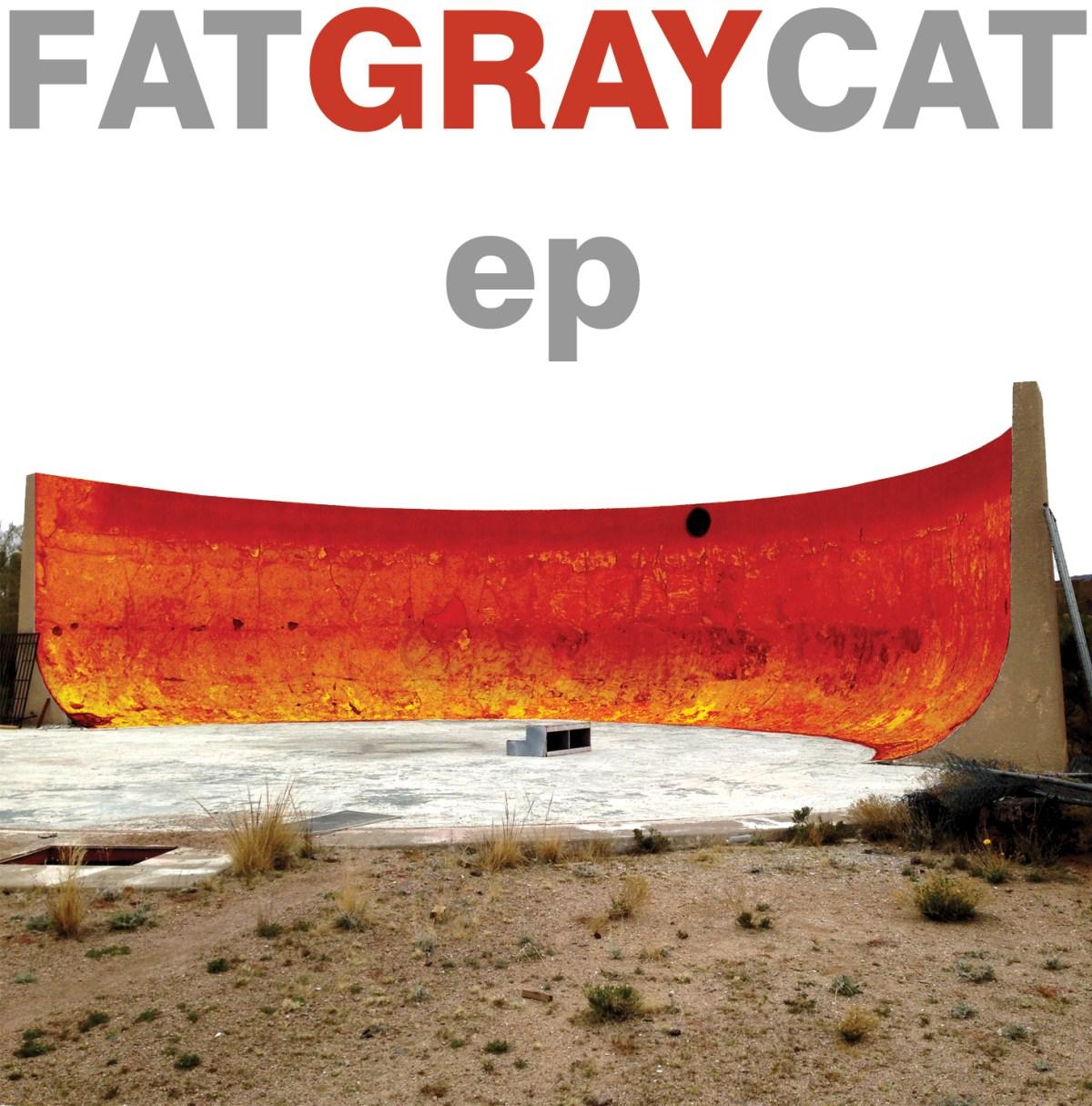 AZPX09: Fat Gray Cat – 'ep' CD