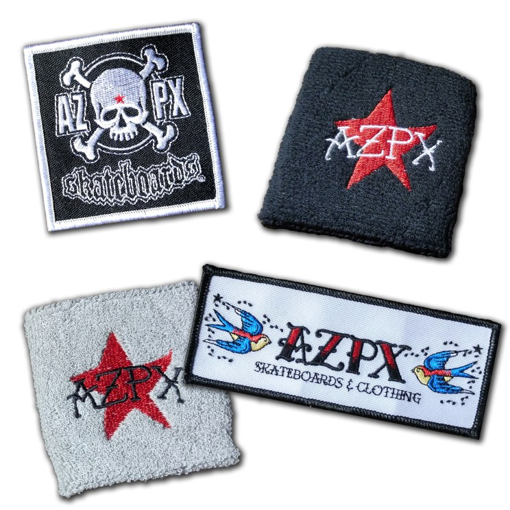 AZPX Wristbands/Patches Bundle