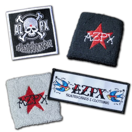 AZPX Wristbands/Patches