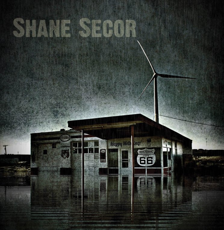 AZPX14: Shane Secor – Self Titled EP CD