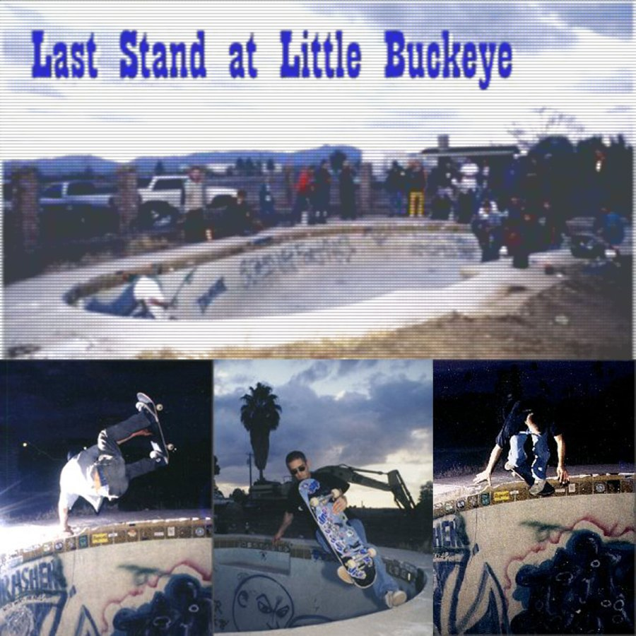 Last Stand at Little Buckeye