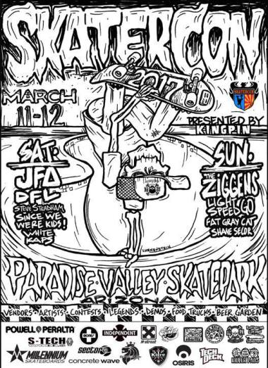 2017 Phx Skatercon International