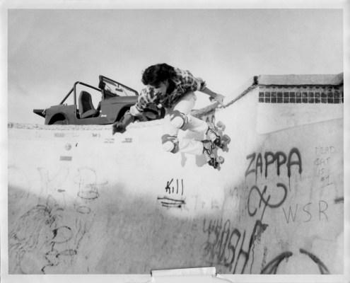 Deadcat Rollerskater!