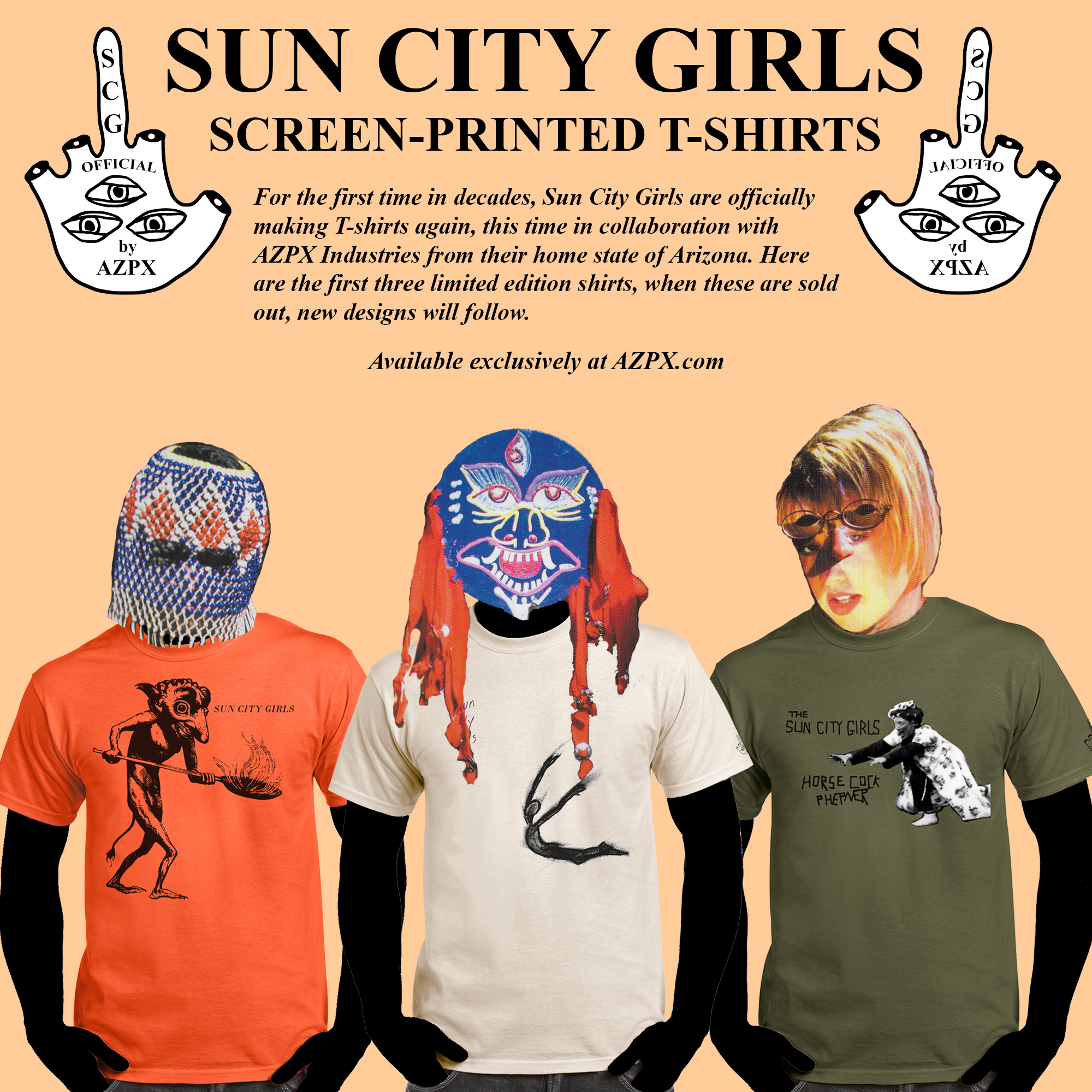 Sun-City-Girls-Shirts-Advertisement2