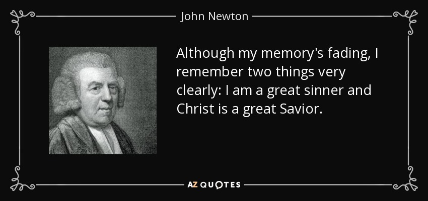 Image result for john newton amazing grace