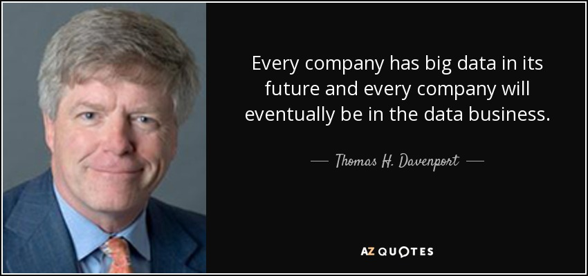 Thomas H. Davenport Quotes