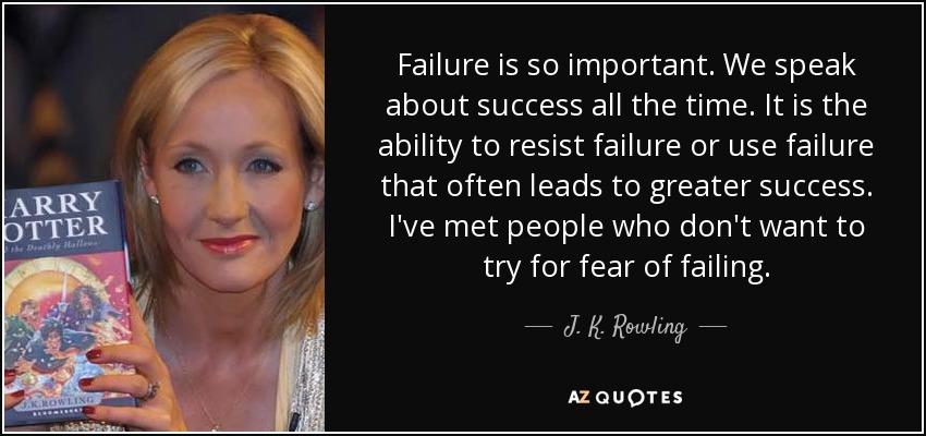 Resultado de imagen para j.k. rowling - success