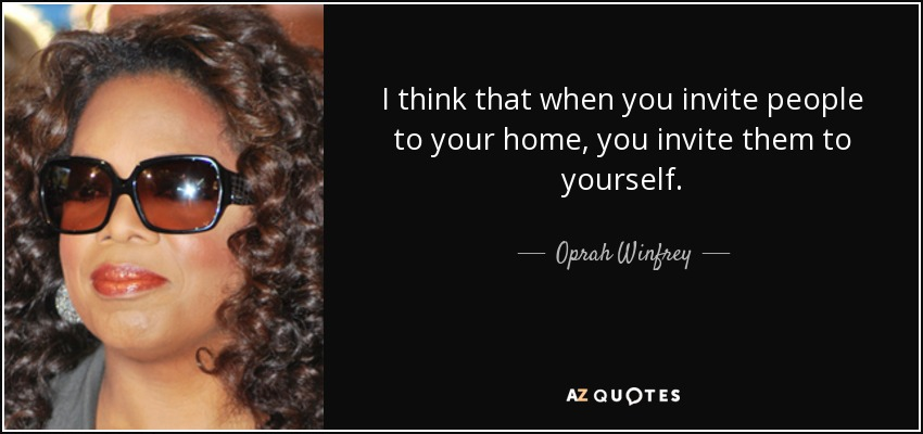 Image result for invite another woman in your home