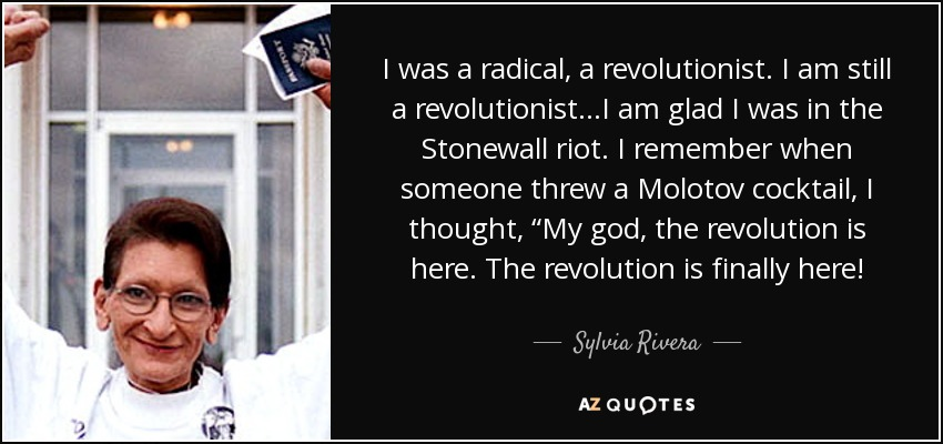 Image result for sylvia rae rivera