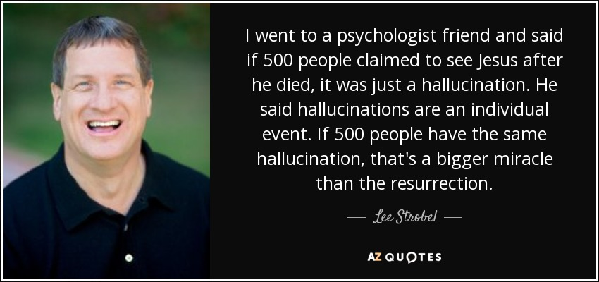 Image result for image of lee strobel