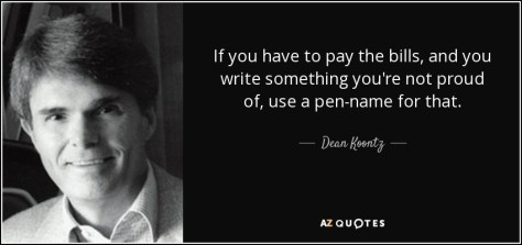 Image result for pen name quote