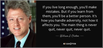TOP 25 QUOTES BY WILLIAM J. CLINTON (of 725) | A-Z Quotes