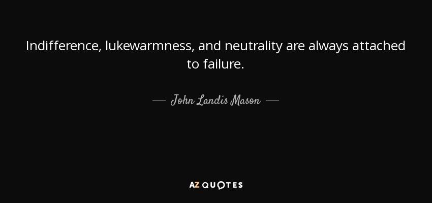 Image result for john landis mason quote