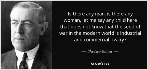 Image result for woodrow wilson is there any man woman or child quote