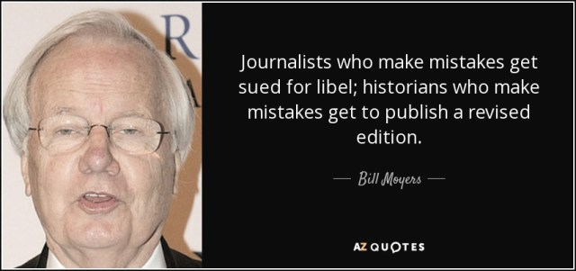Image result for libel historians
