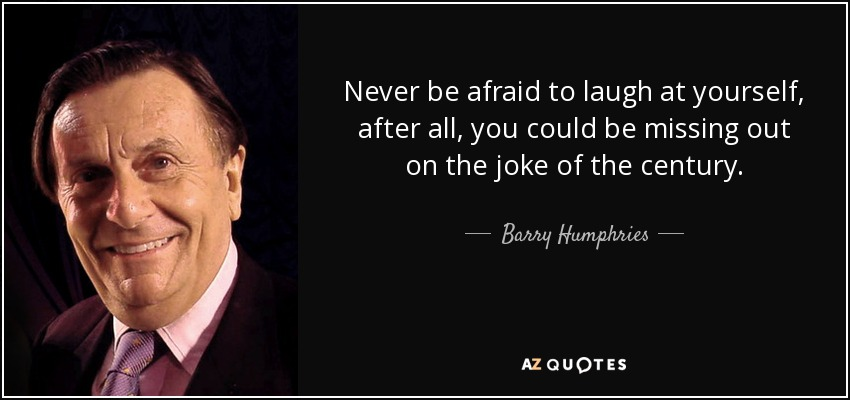 Funny Quotes Laughing Yourself