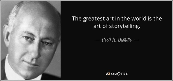 Image result for cecil b demille quotes