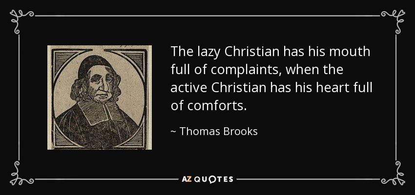 Image result for Quotes from thomas Brooks