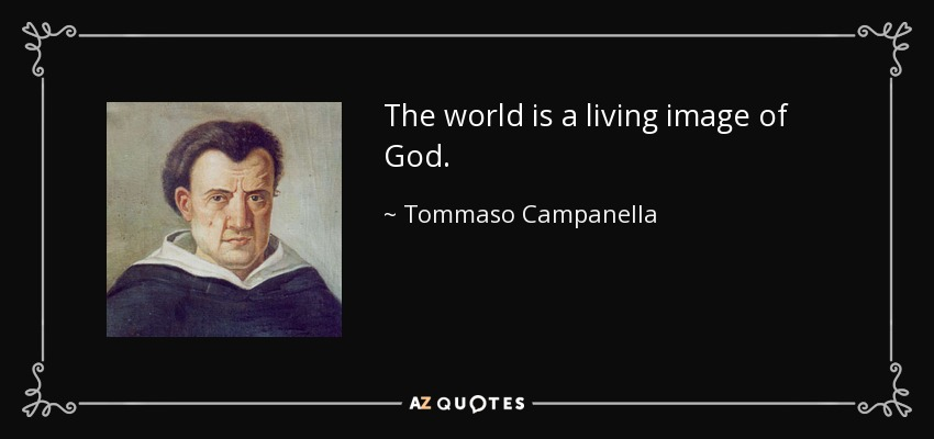 QUOTES BY TOMMASO CAMPANELLA A Z Quotes