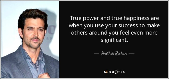 Image result for Hrithik Roshan SUCCESS FORMULA