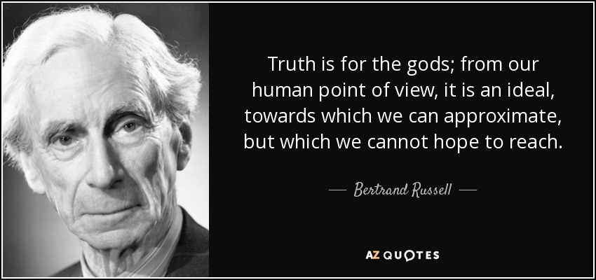 Image result for truth is a point-of-view