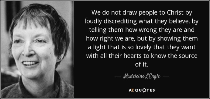 Image result for madeleine l'engle