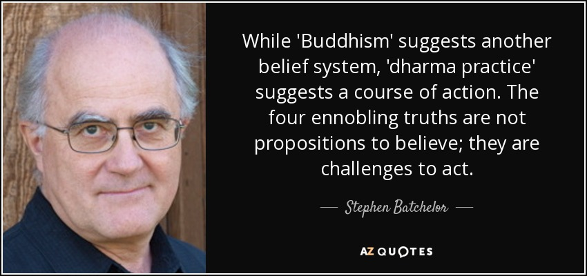 Image result for stephen batchelor buddhism