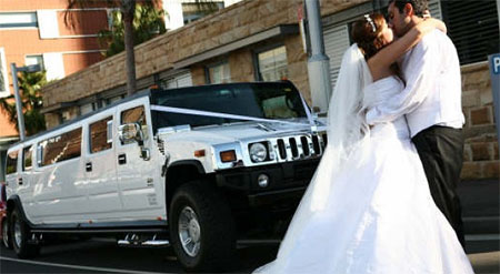 every detail should be planned just right and this includes the selection of a wedding limousine service