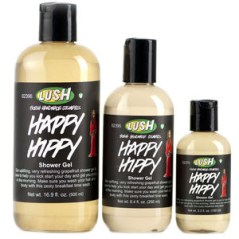 Lush Fresh Handmade Cosmetics Happy Hippy