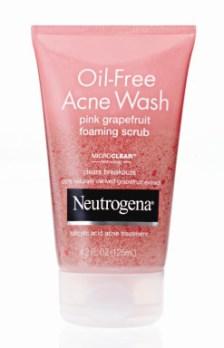 Neutrogena Oil-Free Acne Wash Pink Grapefruit