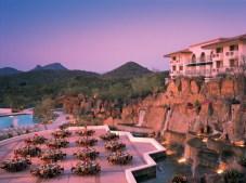Pointe Hilton Phoenix Falls Pool Terrace