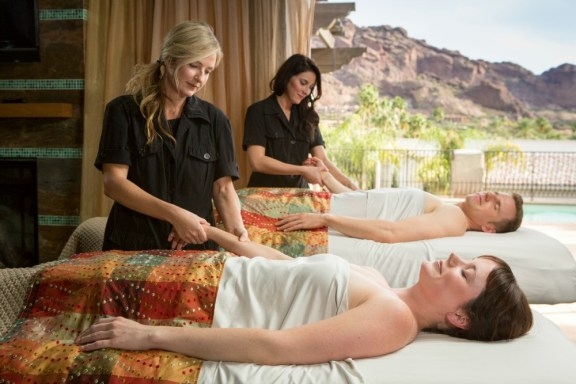 Joya Spa at Omni Scottsdale Resort & Spa at Montelucia