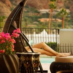 Joya Spa Pool Terrace