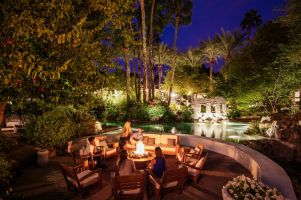 La Vidorra Spa Under the Stars Fall Event