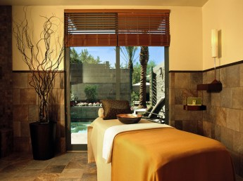 Spa Avania Hyatt Scottsdale Treatment Room